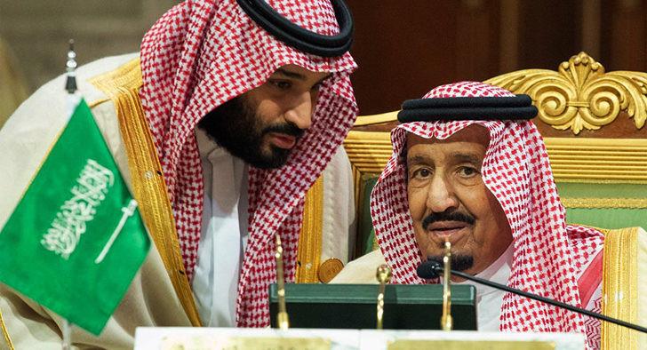 Suudi Arabistan'da taht oyunları ! Prens hepsini kovdu