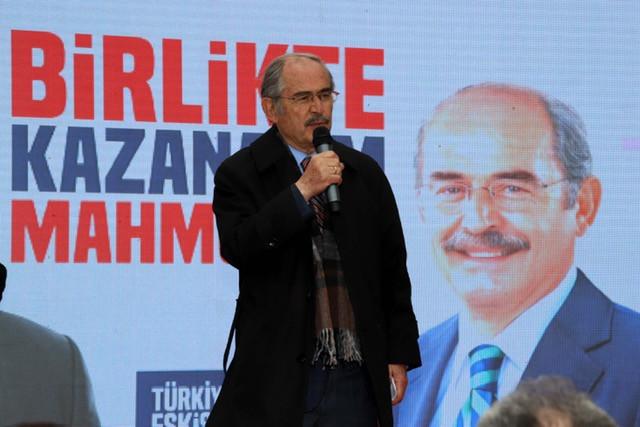 Büyükerşen açıkladı: ''40 milyon TL'lik yatırım yaptık''