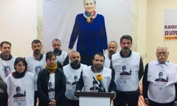 2 HDP'li vekil daha açlık grevine başladı