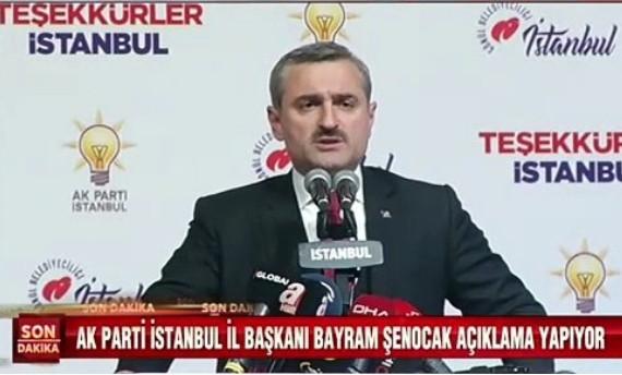 AK Parti ''kazandığı'' seçime itiraz edecek !