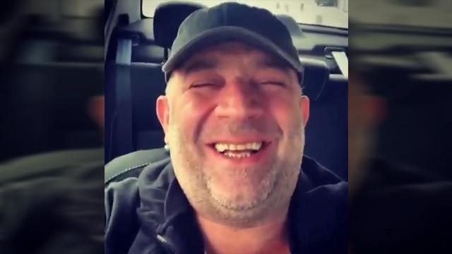 Şevket Çoruh'un kahkaha videosu sosyal medyada olay oldu