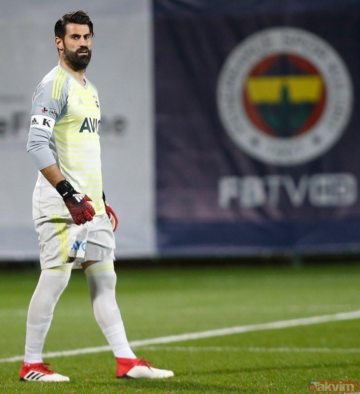 Volkan Demirel'den Galatasaray çıkışı