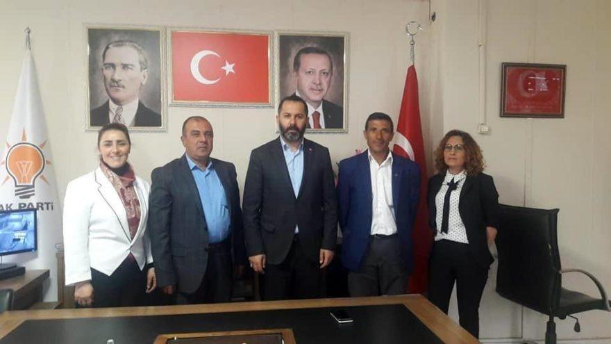 DSP'li meclis üyeleri AK Parti'ye geçti