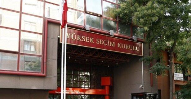 YSK'dan flaş KHK'lı meclis üyeleri kararı !