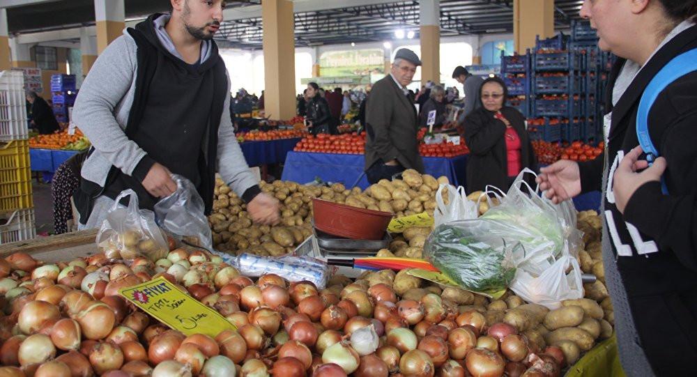 Çarşı pazarda fiyatlar yeniden tırmanışa geçti ! Soğan rekora koşuyor