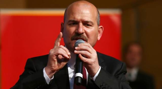 Bakan Soylu'dan CHP'li Erkek'e suç duyurusu