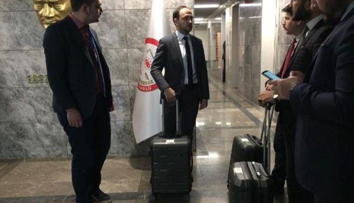 Ekrem İmamoğlu'ndan ''bavul'' açıklaması