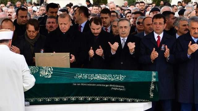 Erdoğan ve İmamoğlu ilk kez yan yana görüntülendi