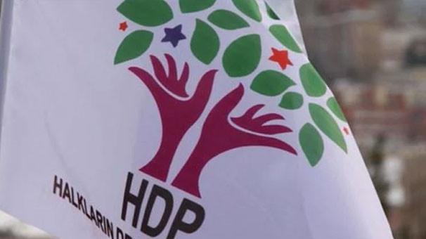 HDP'nin binası PKK'nın ini çıktı