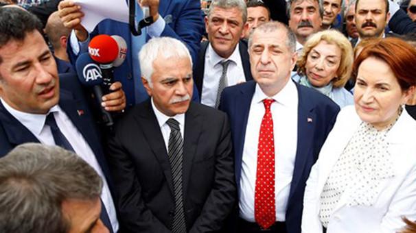 İYİ Parti'de Koray Aydın ve Ümit Özdağ istifa etti !
