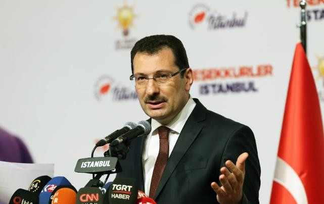 AK Partili Yavuz: ''YSK'ya ek dilekçemizi sunacağız''