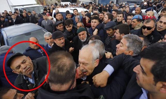 İşte Kılıçdaroğlu'nu yumruklayan Osman S. tutuklandı