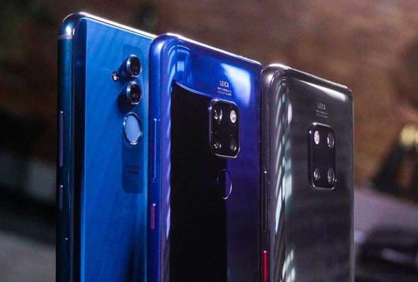 Huawei telefonları değişiyor !