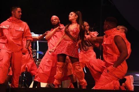 Ariana Grande sahne aldığı festivalde saldırı