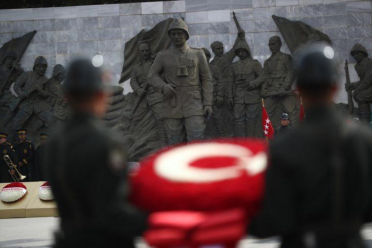 Çanakkale Kara Savaşlarının 104. yıl dönümü böyle anıldı