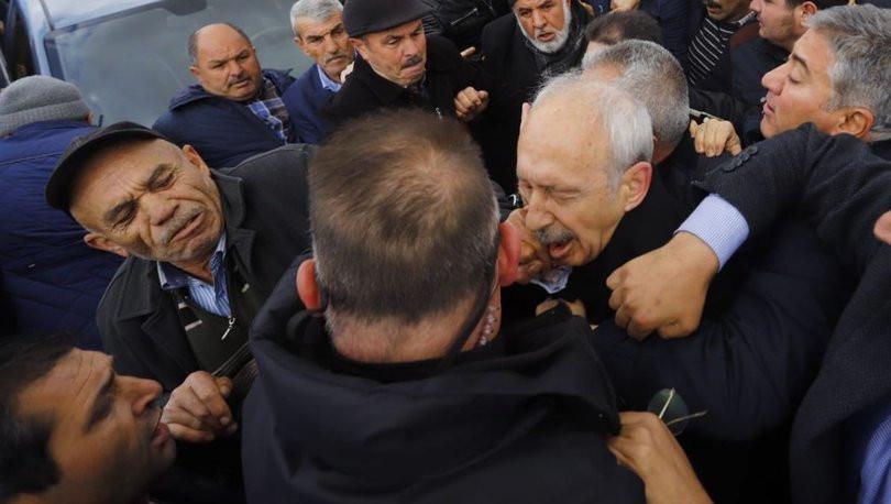 CHP'li Toprak: ''Kılıçdaroğlu'na saldırı iki saat içinde planlandı''