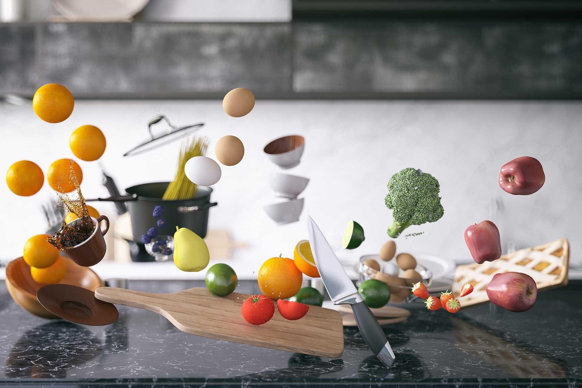 Mutfakta israfı önlemek için bu yöntemleri kullanın