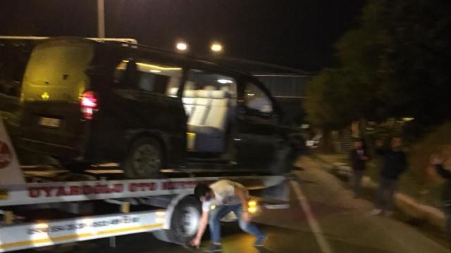 Alanyaspor'un minibüsü devrildi: Yıldız futbolcu hayatını kaybetti