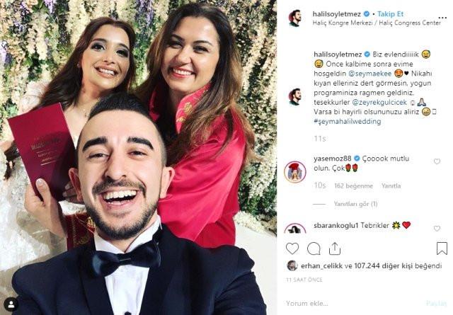 Sosyal medya fenomeni Halil Söyletmez evlendi - Resim: 2