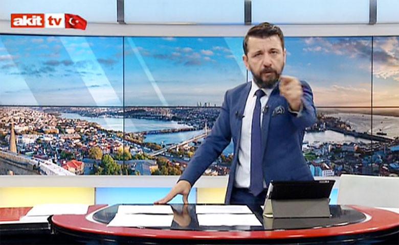 Akit TV'nin eski sunucusu Ahmet Keser fena yakalandı