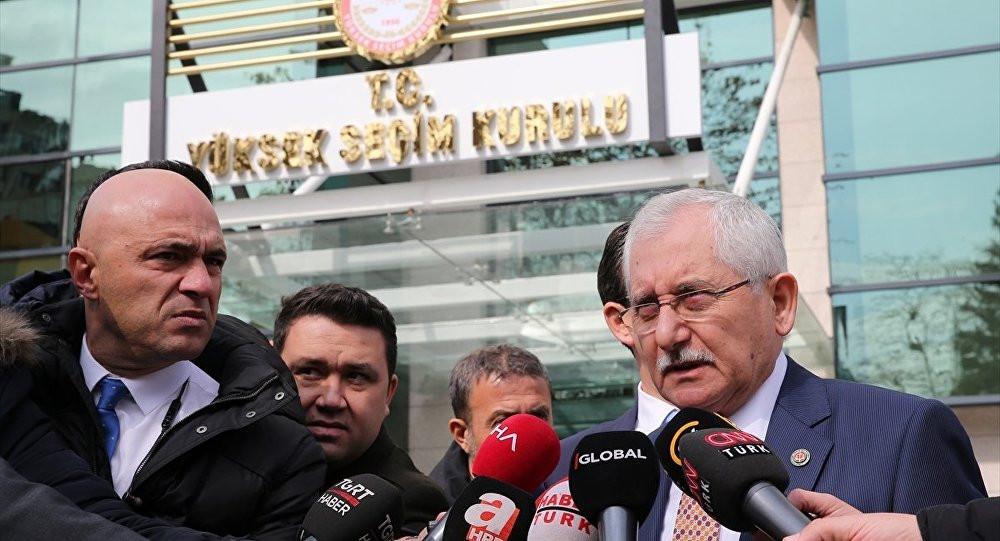 YSK Başkanı Güven'den İstanbul sonuçları için yeni açıklama