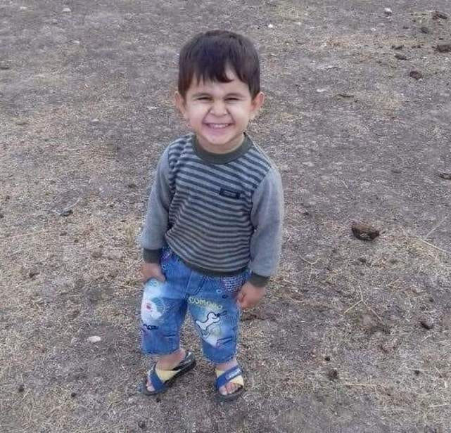 Kayıp 3 yaşındaki Fatih'ten acı haber