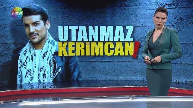 Ece Üner'in Kerimcan Durmaz'a tepkisi olay oldu
