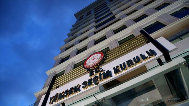 YSK'dan HDP'nin itirazına bir ret daha !