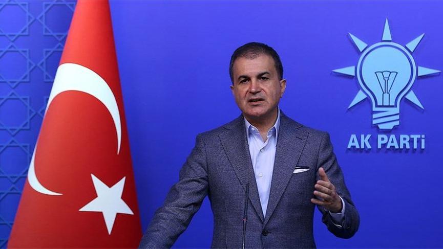 AK Parti'den CHP'ye ağır suçlama