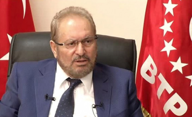 BTP Başkanı Haydar Baş: ''Türkiye'yi ancak biz ayağa kaldırabiliriz''