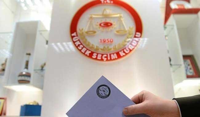 YSK, AK Parti'nin İstanbul için yeniden sayım kararını reddetti