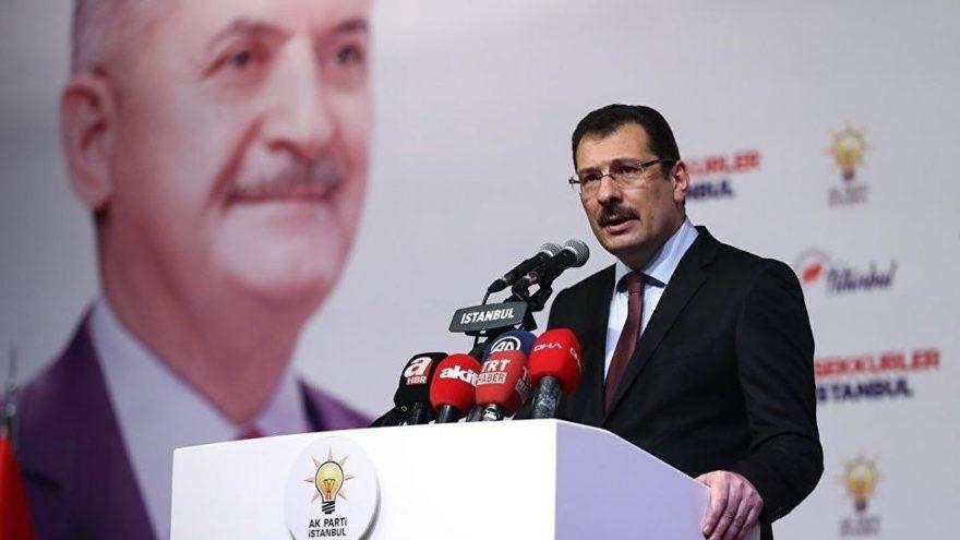 AK Parti İstanbul'daki seçimin yenilenmesini istemeye hazırlanıyor