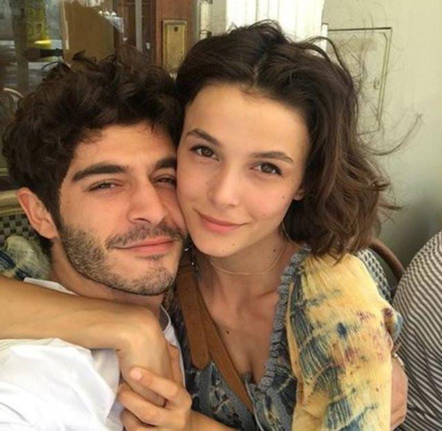 Büşra Develi yeni sevgilisiyle görüntülendi