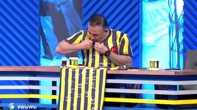 Fenerbahçe'ye 500 bin TL bağışlayan Galatasaraylı olay oldu
