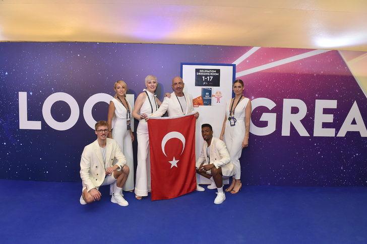 64. Eurovision Şarkı Yarışması'nda Türk gecesi
