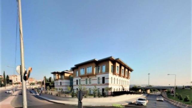 İBB'nin 30,3 milyon TL'ye yaptırdığı bina TÜGVA genel merkezi oldu