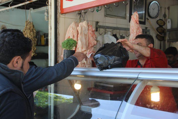 Kırmızı et fiyatlarına isyan eden vatandaş alternatifini buldu