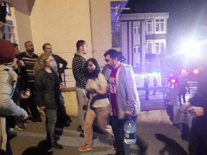 İstanbul'da gece yarısı can pazarı !