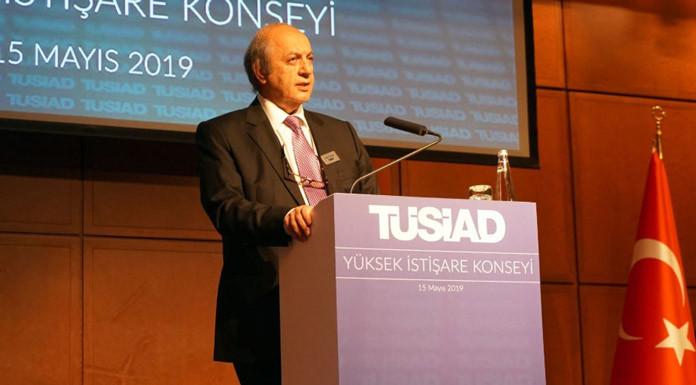 TÜSİAD'tan Erdoğan ve Bahçeli'ye sert yanıt