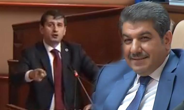 Trabzonlu Meclis Üyesi'nden Tevfik Göksu'ya sert tepki