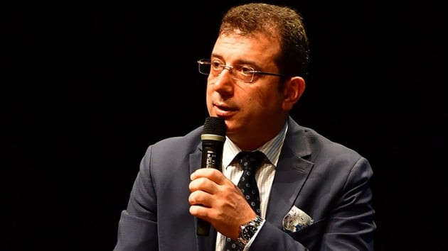 Ekrem İmamoğlu'ndan AK Partili Göksu'ya ''Trabzon'' tepkisi