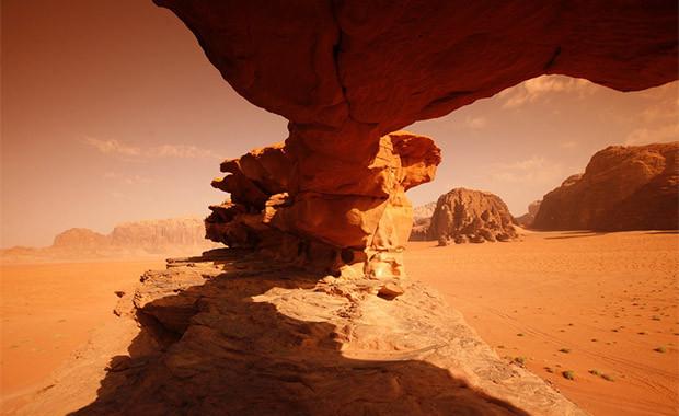 Burası Mars değil, Dünya!