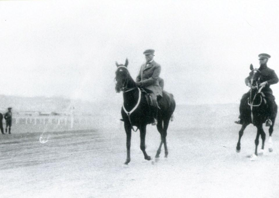 İşte Genelkurmay'ın ''çok özel'' Atatürk arşivi