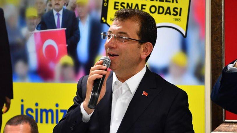 İmamoğlu: ''Demokrasinin namusunu kurtaracağız''