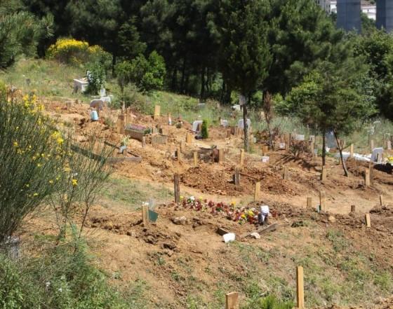 İstanbul'da Suriyelilere özel mezarlık ayrıldı !