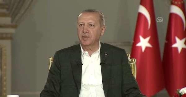 Erdoğan'dan ''Kazansaydınız itiraz edecek miydiniz ?'' sorusuna yanıt
