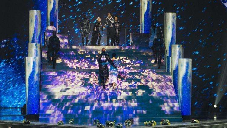 64. Eurovision Şarkı Yarışması'na Madonna damga vurdu