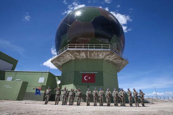 İşte Türkiye'nin ''gökyüzündeki gözü''