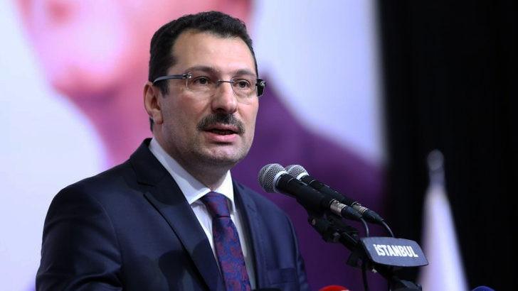 AK Partili Yavuz'dan yeni açıklama: ''Bu bir seçim yolsuzluğudur''