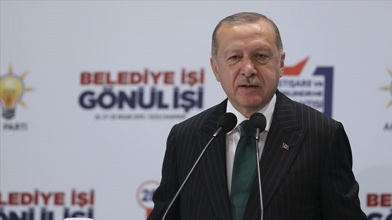 Erdoğan'dan yeni Türkiye İttifakı çıkışı